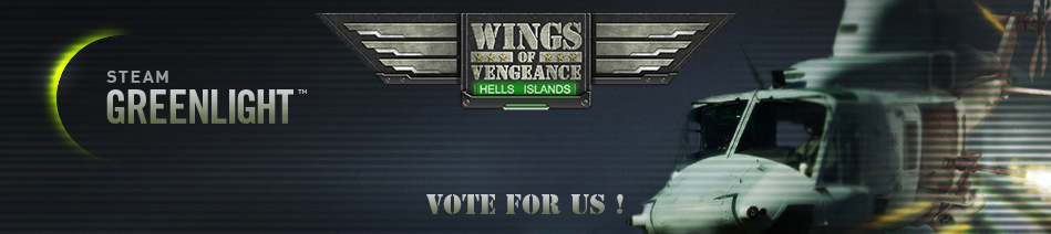 Wings of Vengeance Steam Greenlight